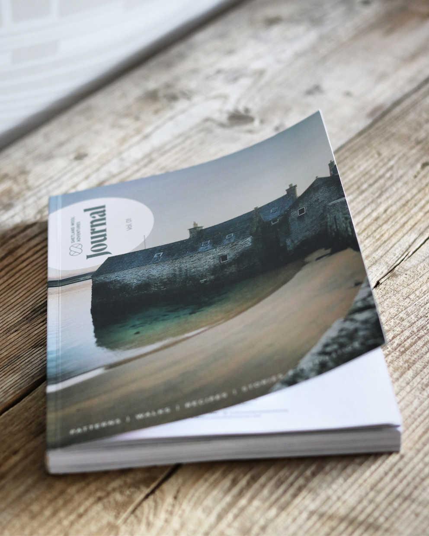 Shetland Wool Adventure - Journal Volume 1.