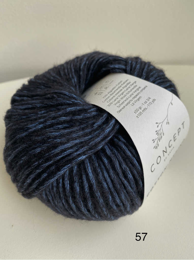 Cotton Merino by Katia