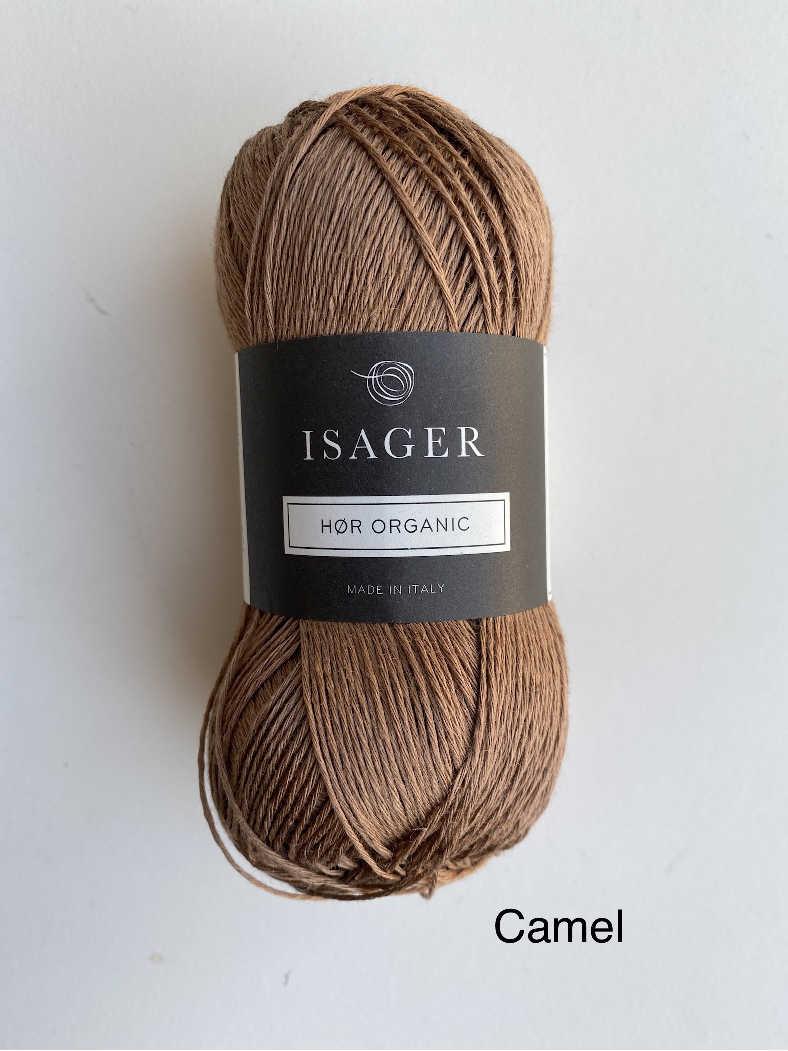 Isager Hør Organic Linen * NEW