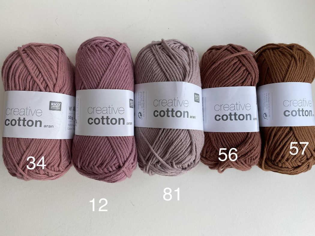 Creative Cotton Aran