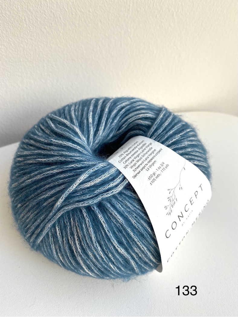 Cotton Merino by Katia