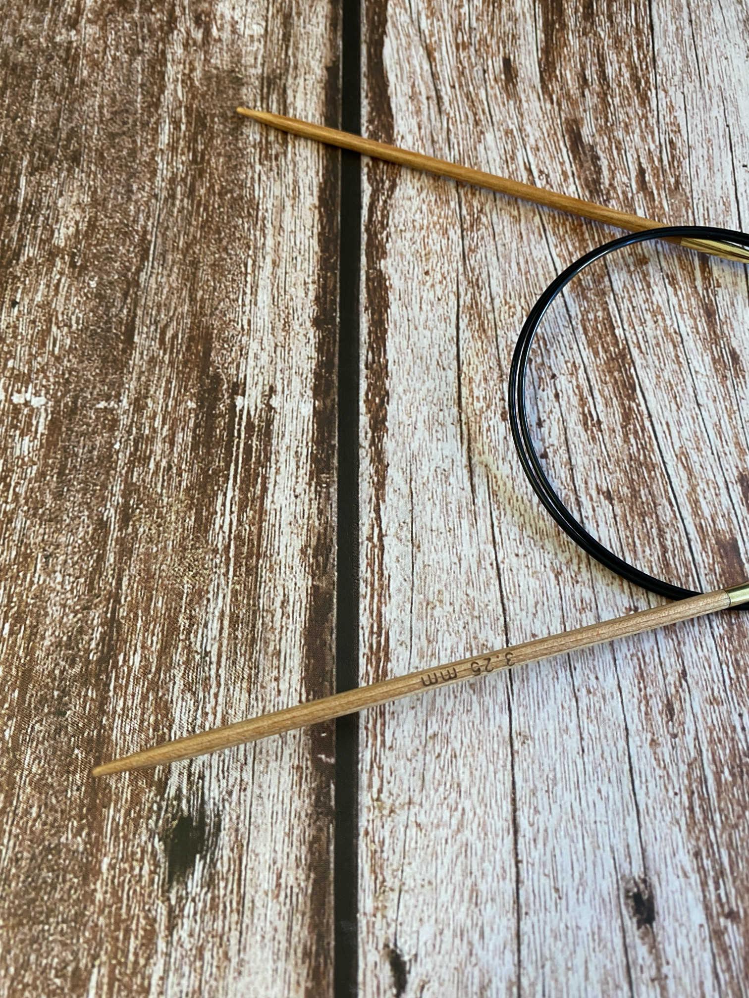 Basix Birch Fixed Circular - 80cm
