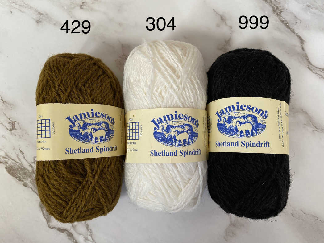 Jameson's Spindrift - Solid Colours