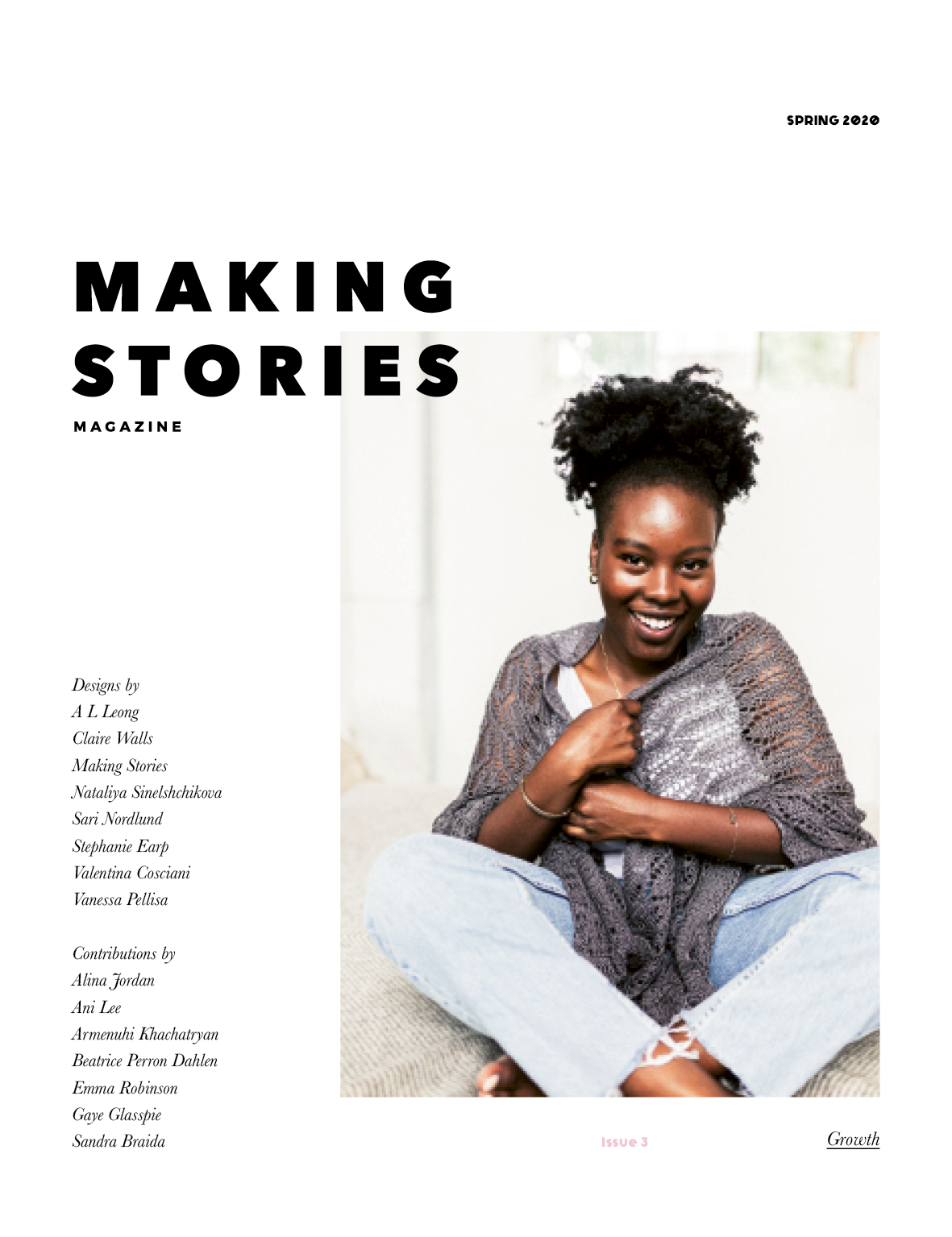 Making Stories - Issue 3