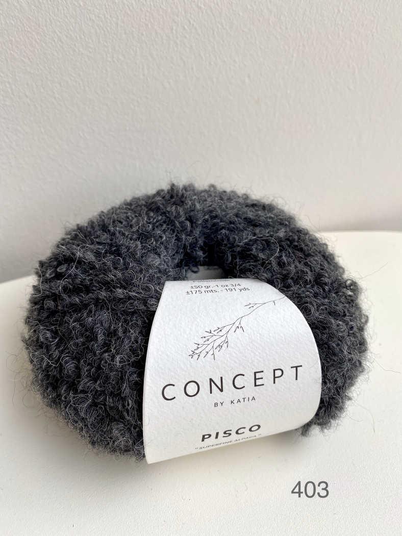 Pisco by Katia Concept
