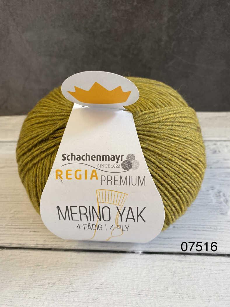 Regia Merino Yak - 4ply Sock
