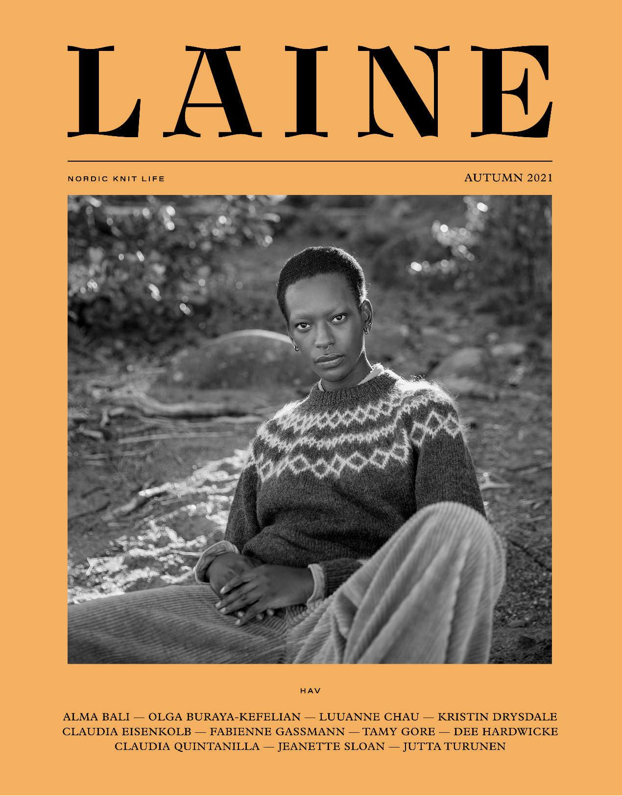 Laine Magazine - Issue 12* Latest Issue