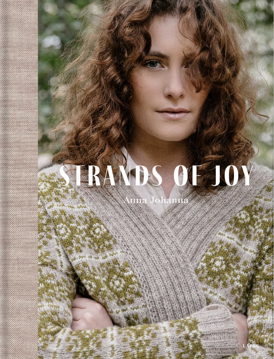 Strands of Joy by Anna Johanna