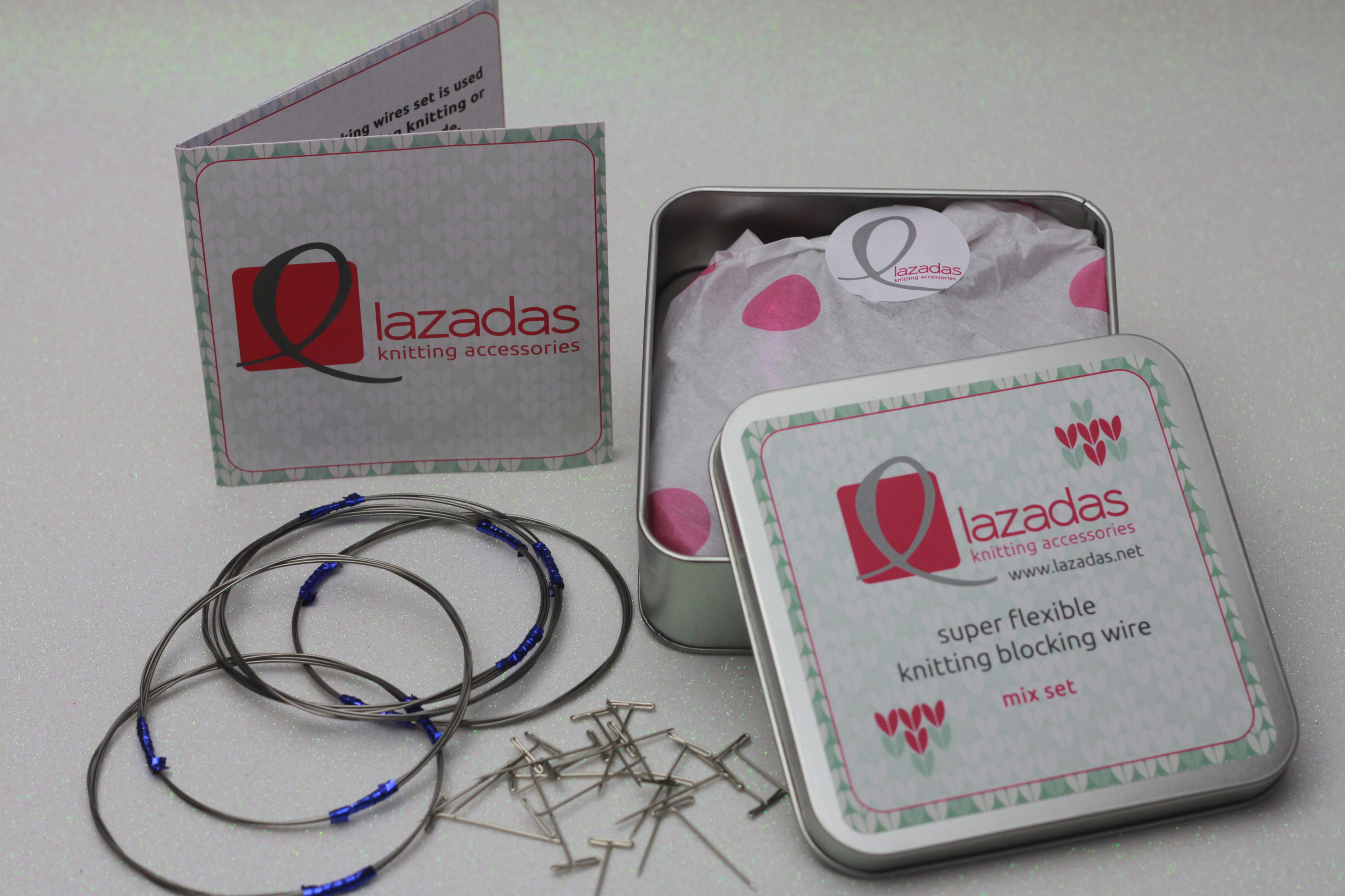 Lazadas Flexible Blocking Wires