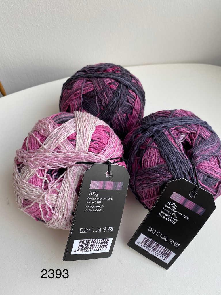 Zauberball Cotton - 4ply