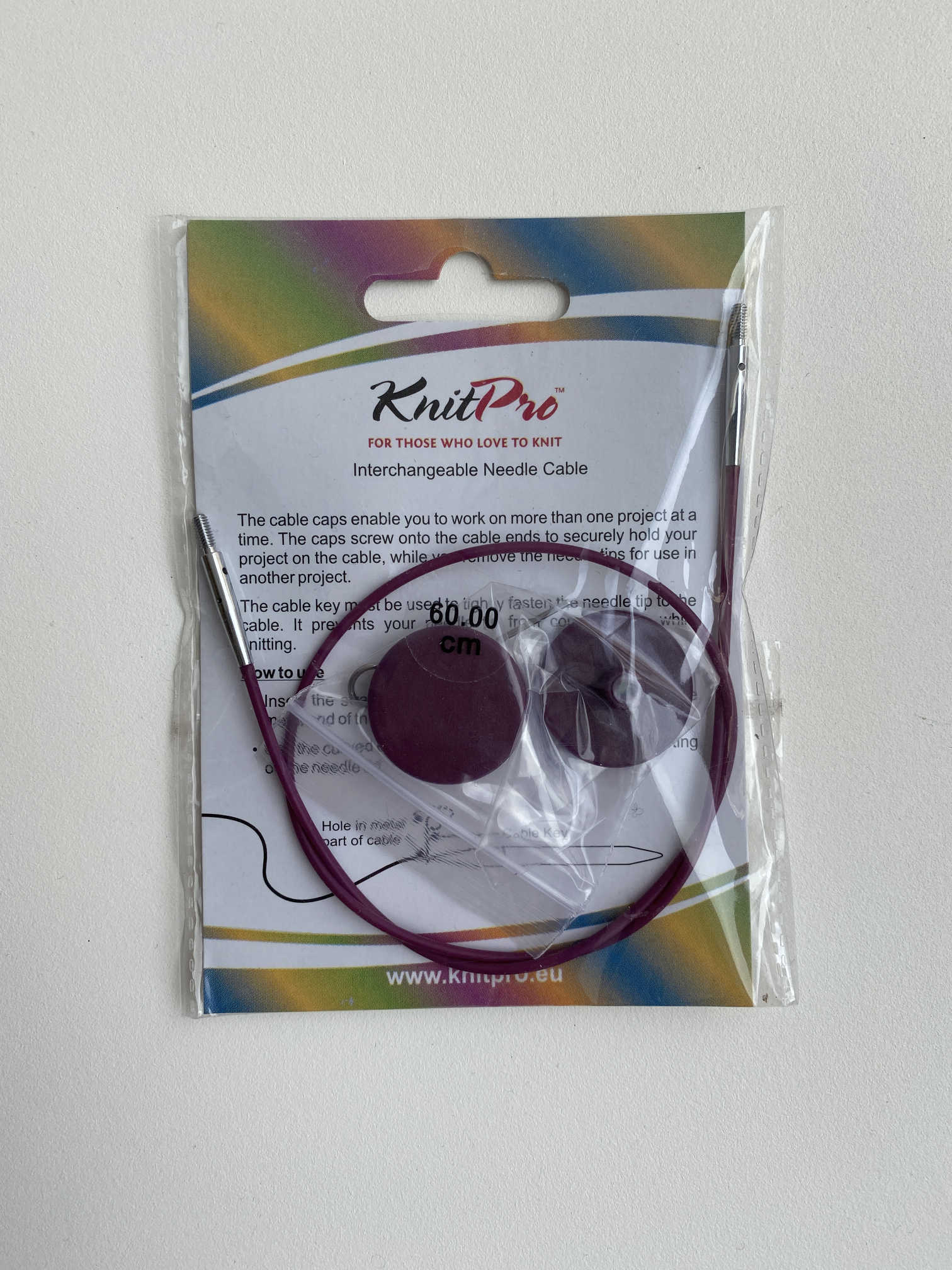 Knit Pro IC Cables - 60cm