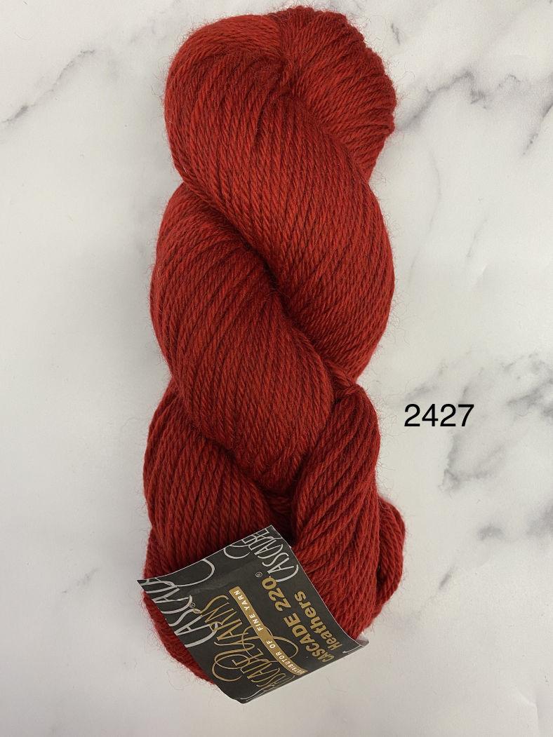 Cascade 220 - Solid Colourways