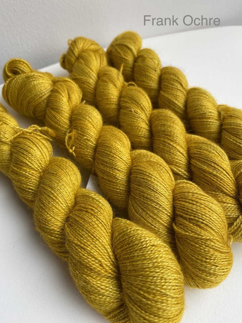 Malabrigo Baby Silk Alpaca