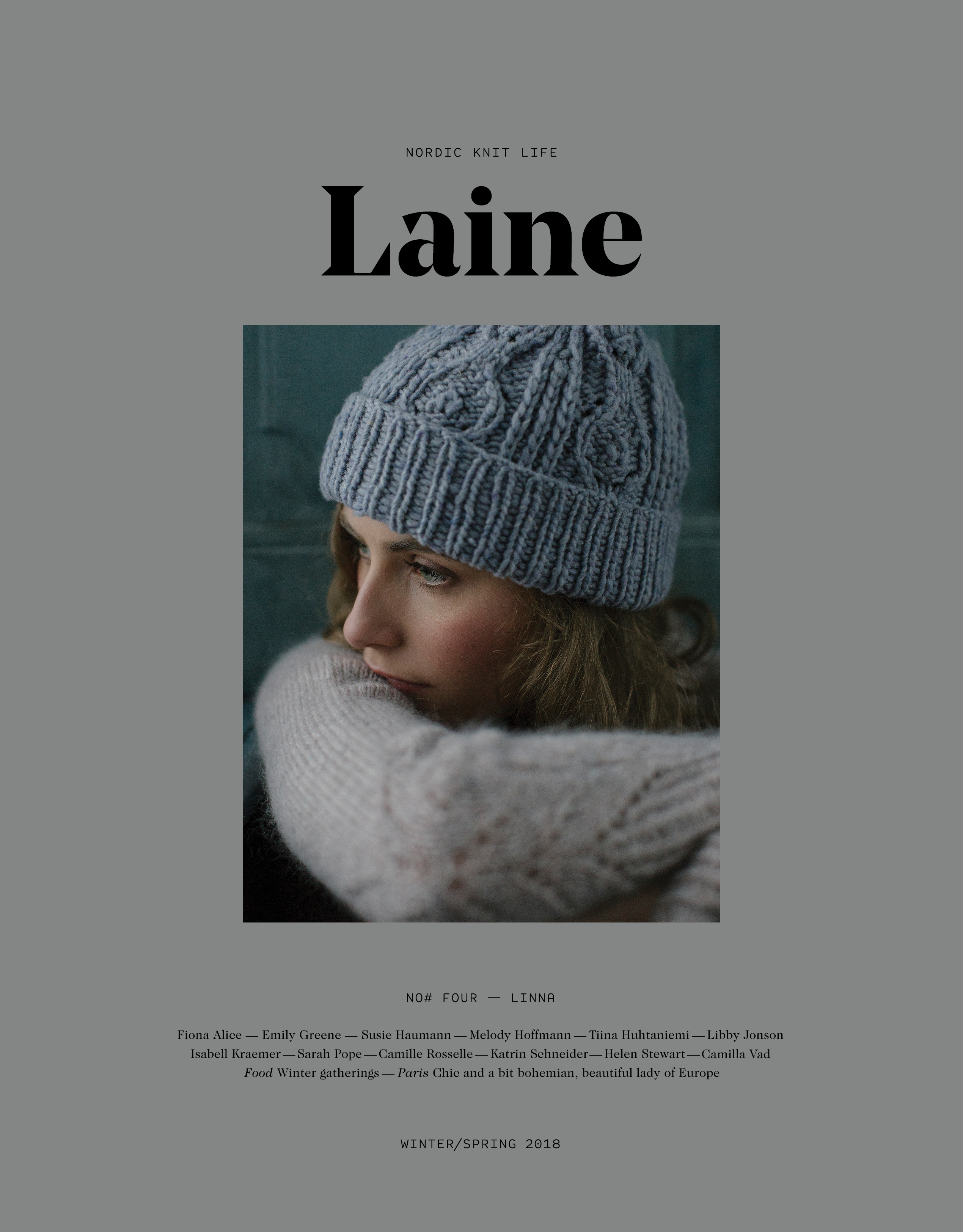 Laine Magazine - Issue 4