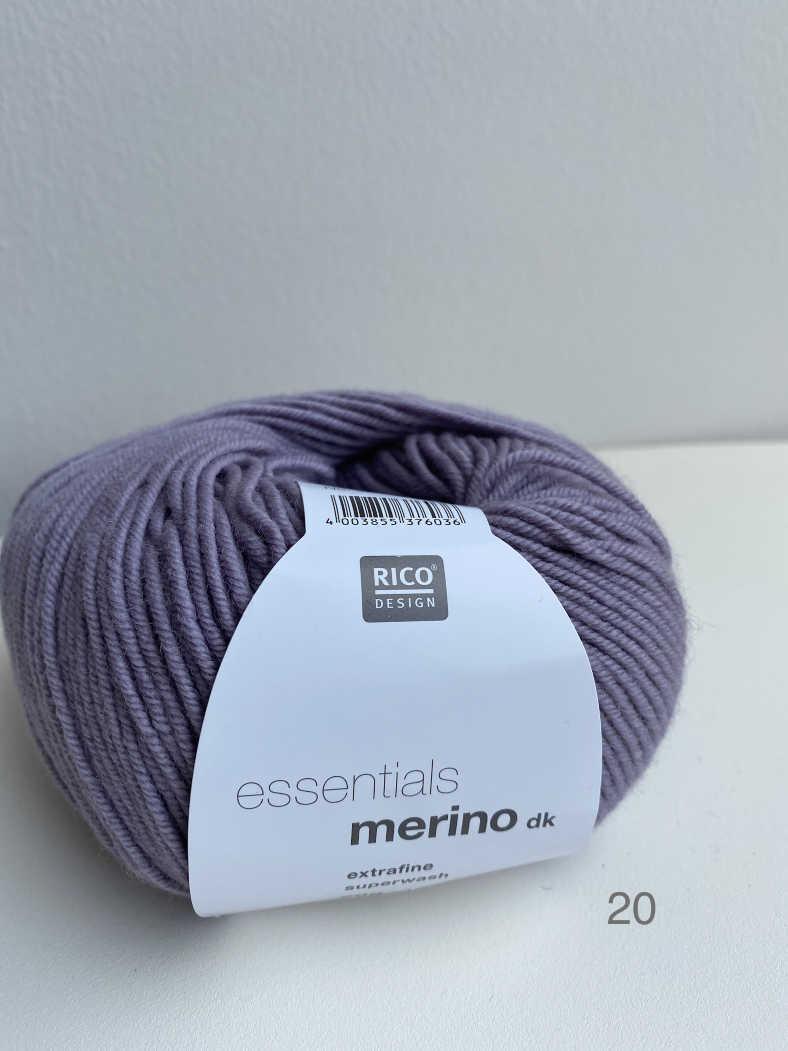 Rico Essential Merino DK