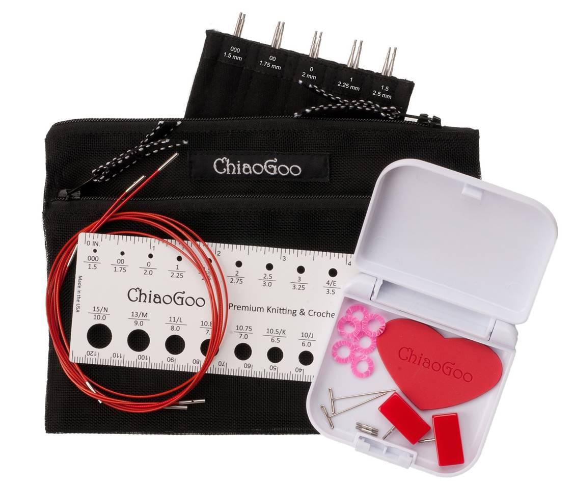 Chiaogoo Interchangeable Twist Sets