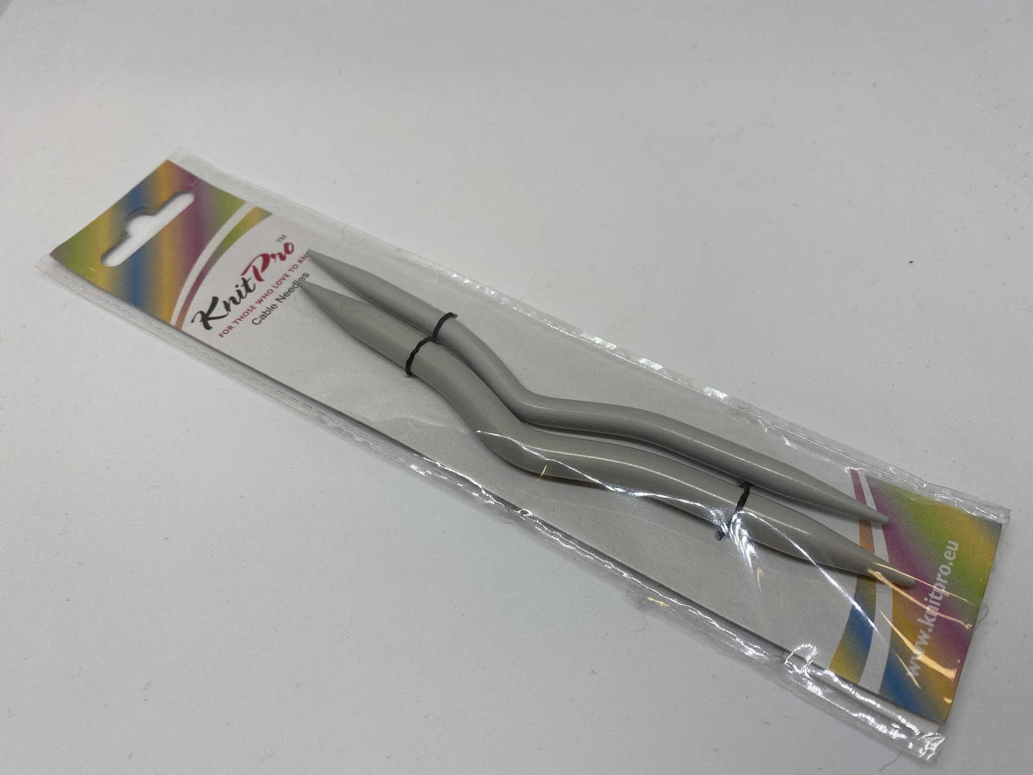 Knit Pro Aluminium Cable Needles