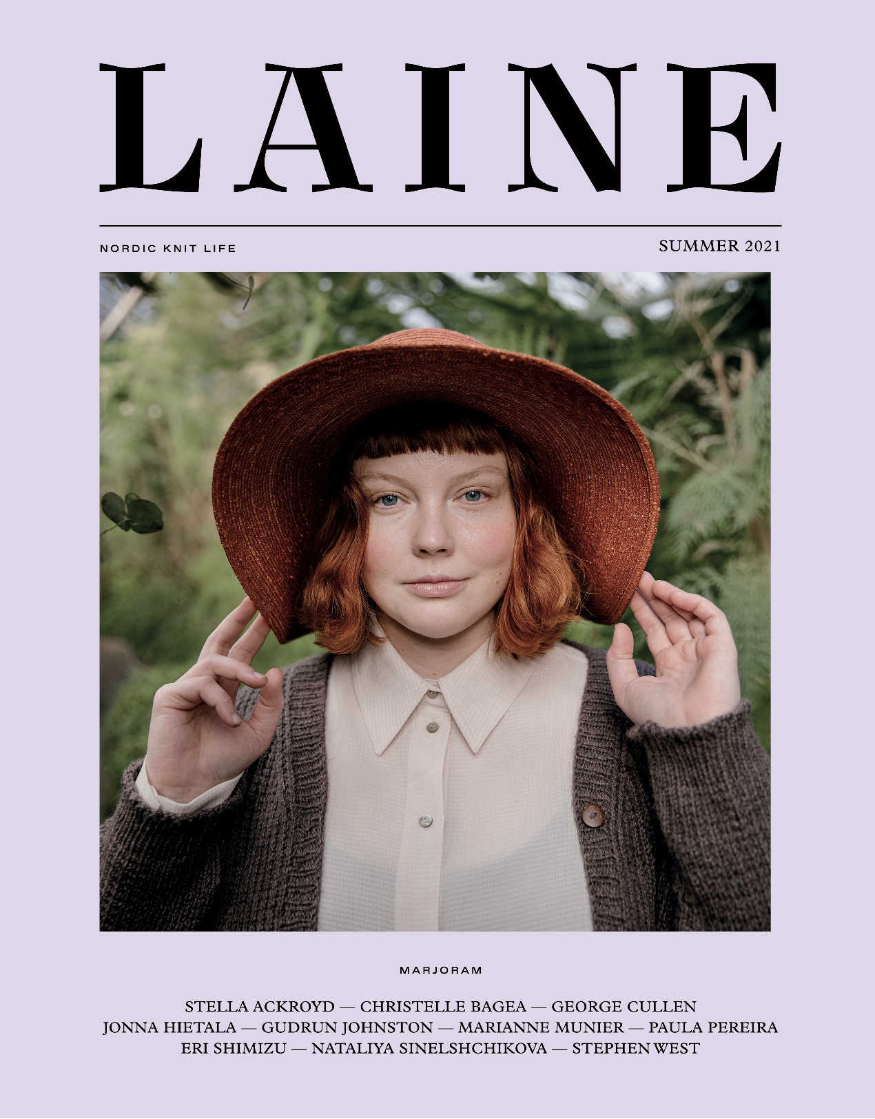 Laine Magazine - Issue 11 *Coming Soon