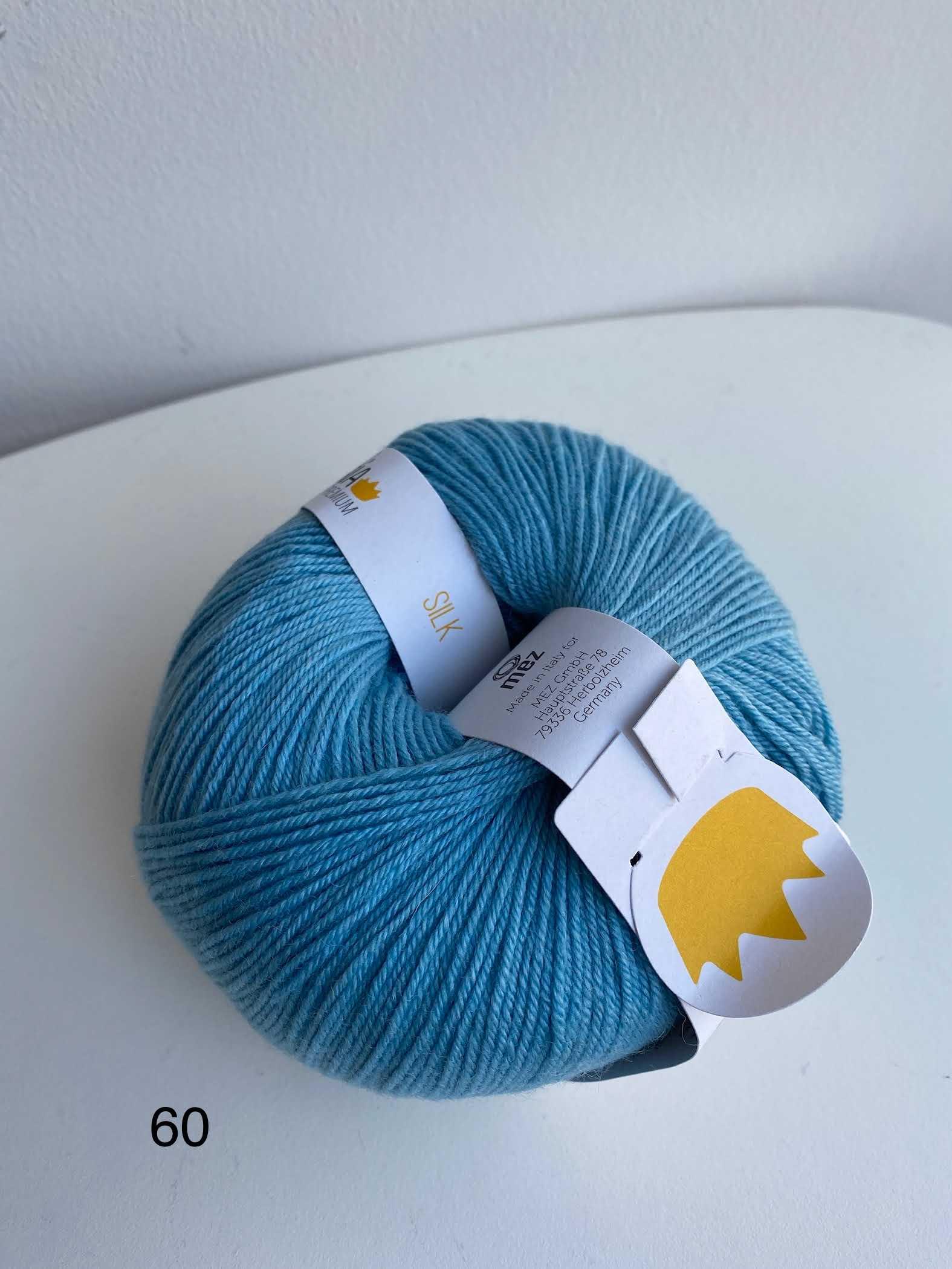Regia Premium Silk Sock 4ply