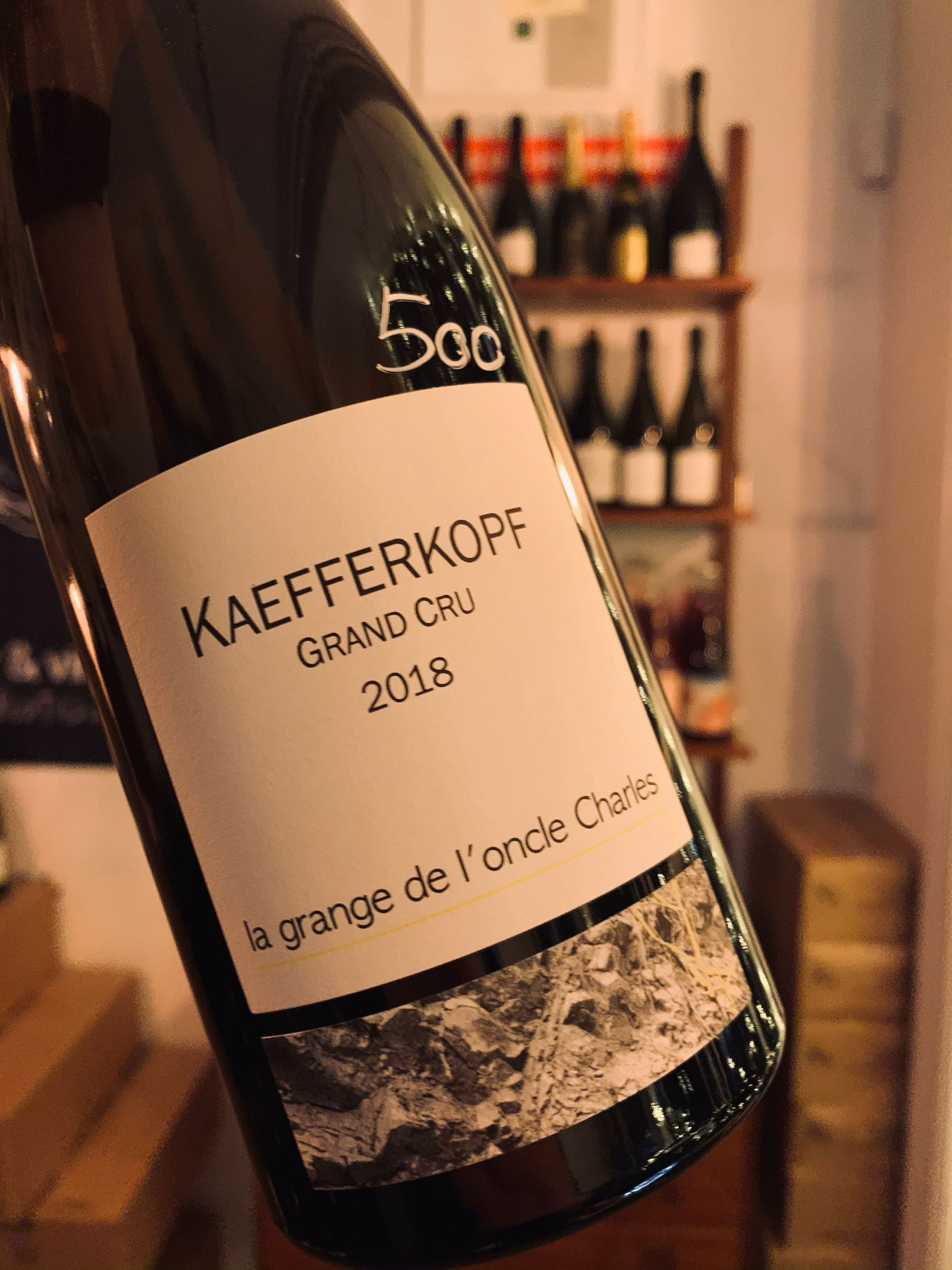 Kaefferkopf Grand Cru 2018 - Jerome Francois