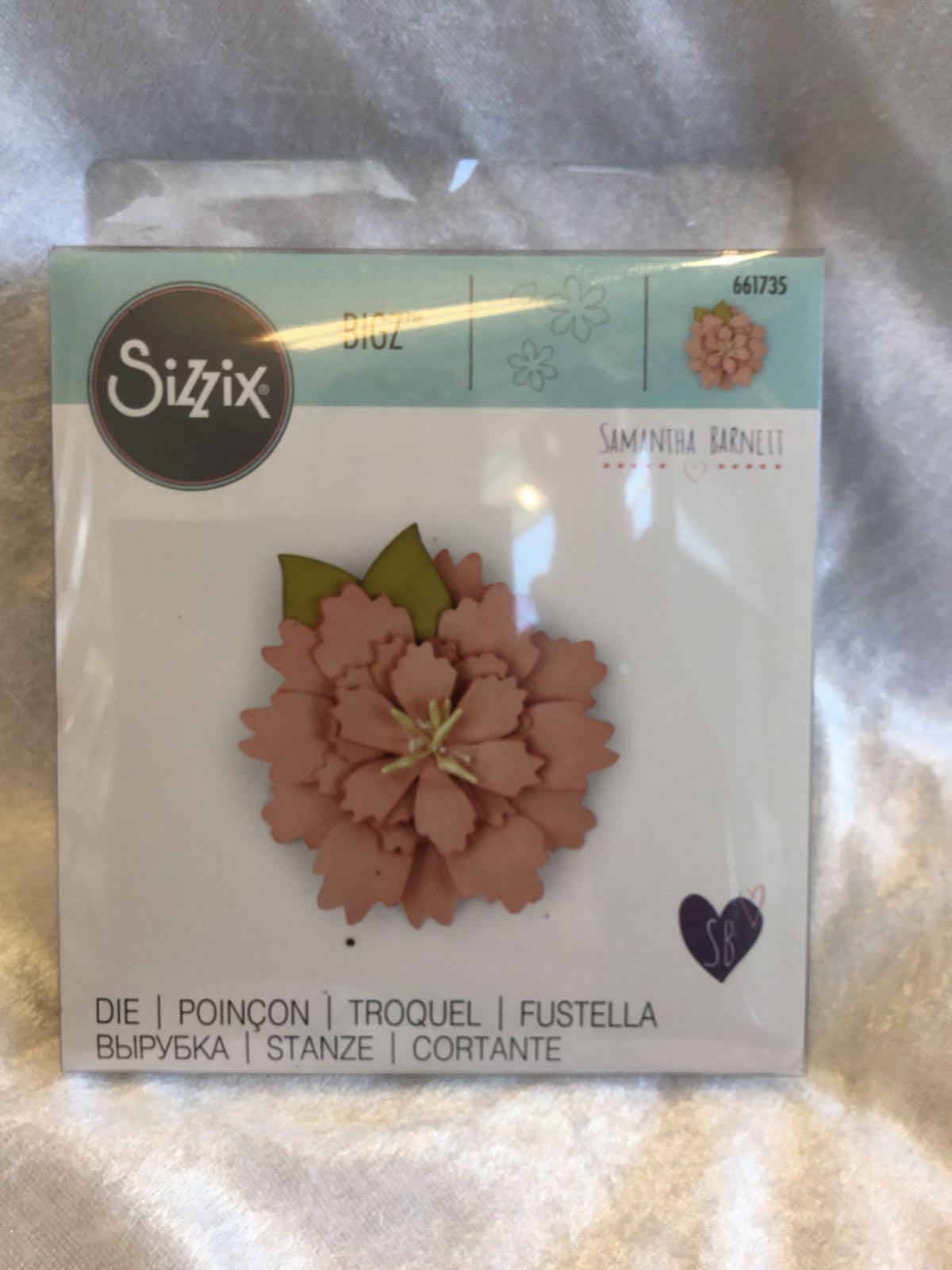 Sizzix Bigz 661735