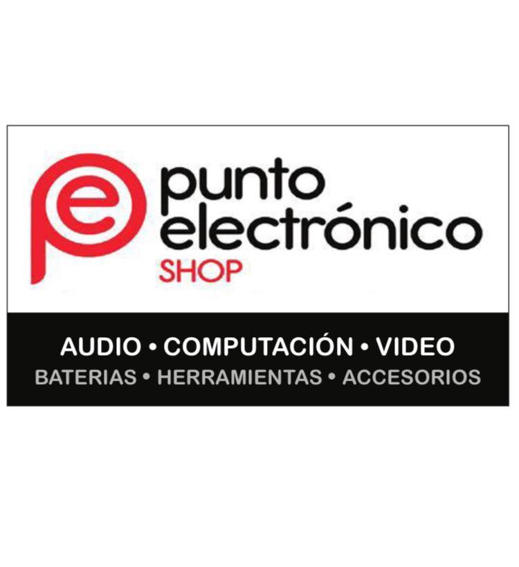 Punto Electrónico Shop