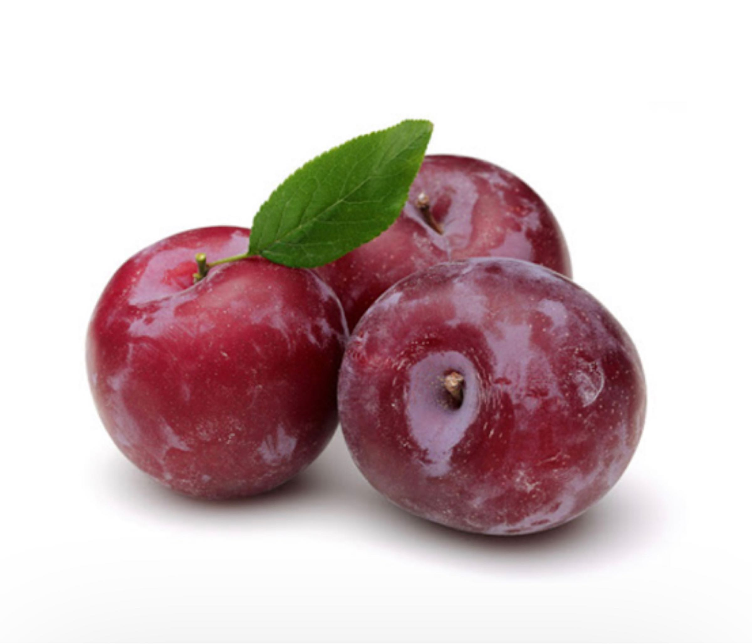500g Fresh Red Plums