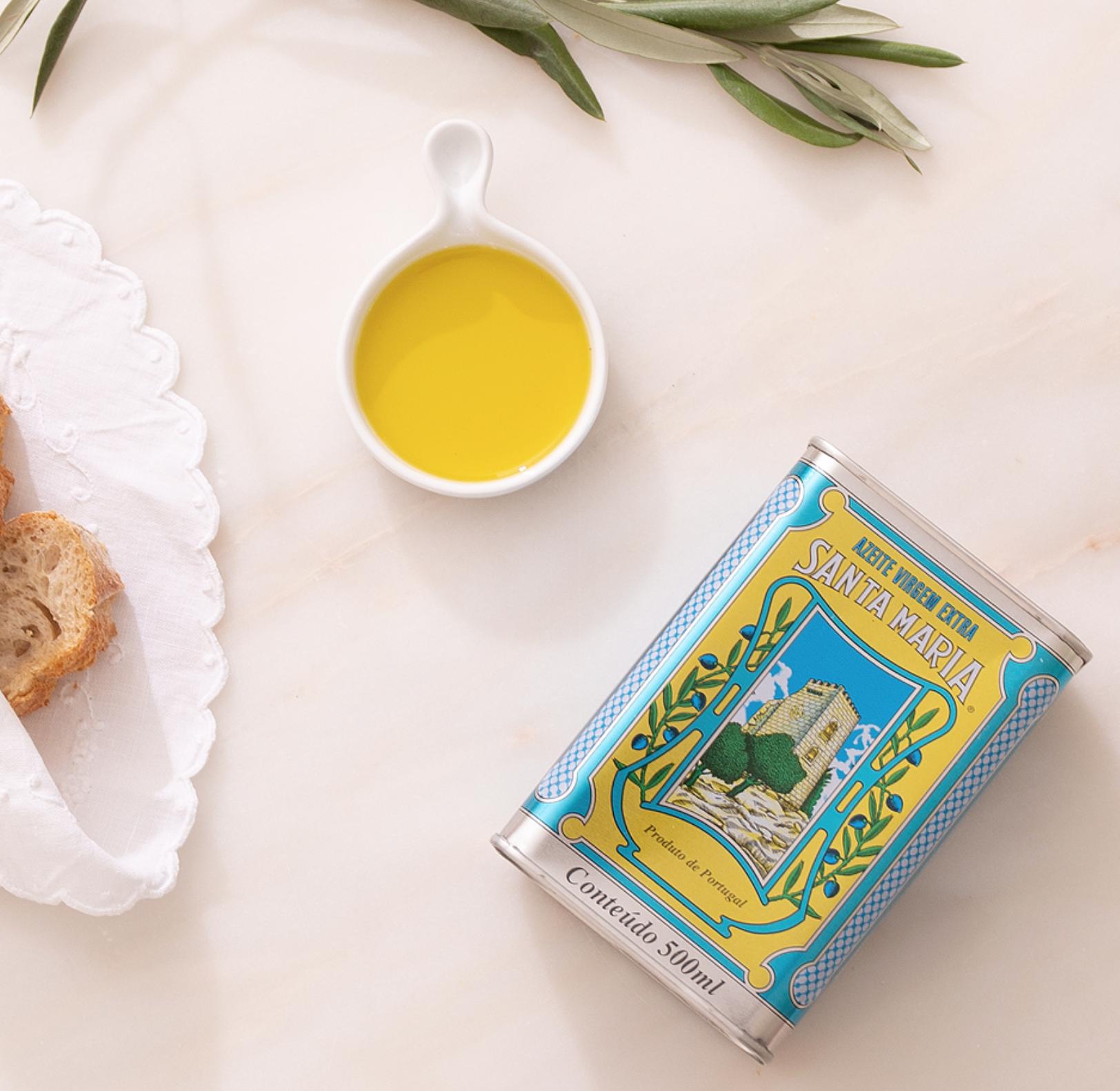 Extra Virgin Olive Oil Santa Maria