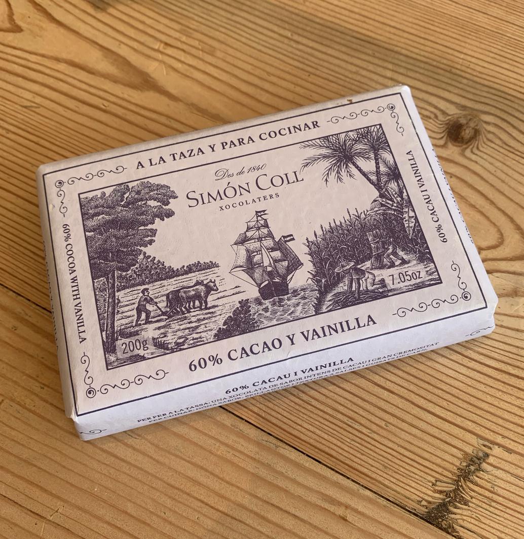 Hot Chocolate Simón Coll