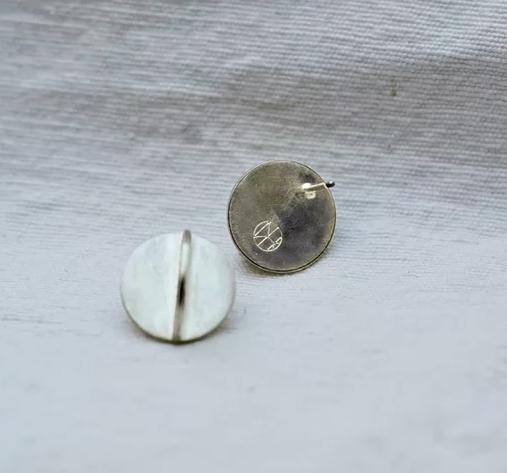 Colubrid Stud Earrings