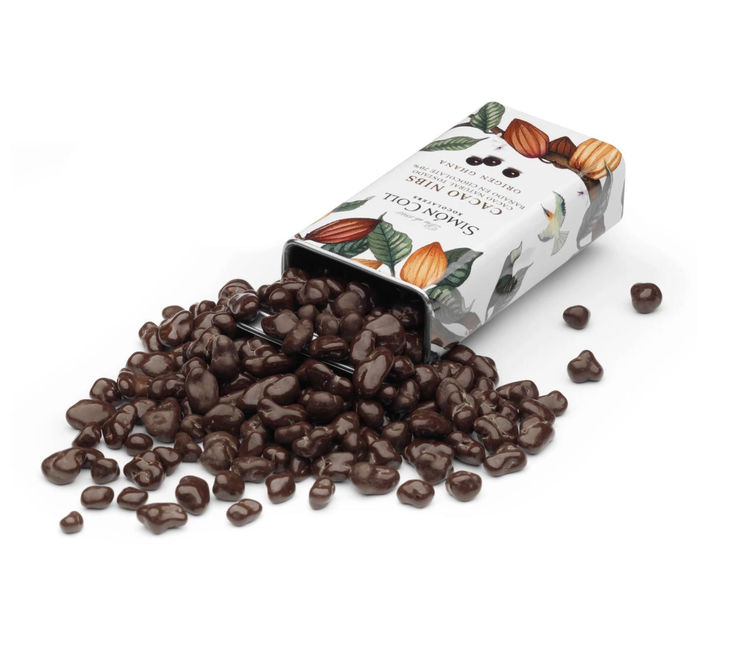 Cacao Nibs Simon Coll