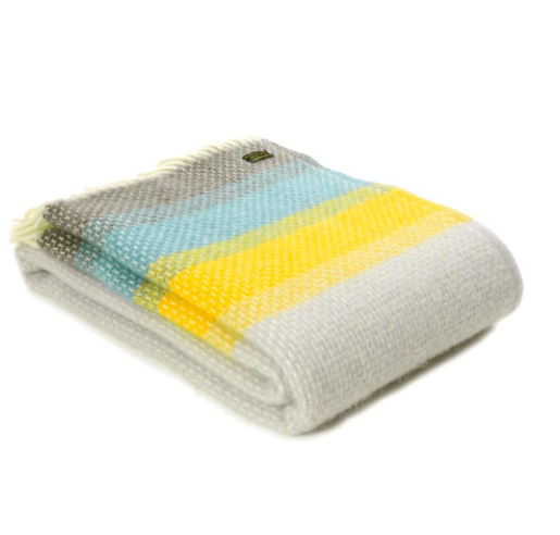 Wool Ombre Throw