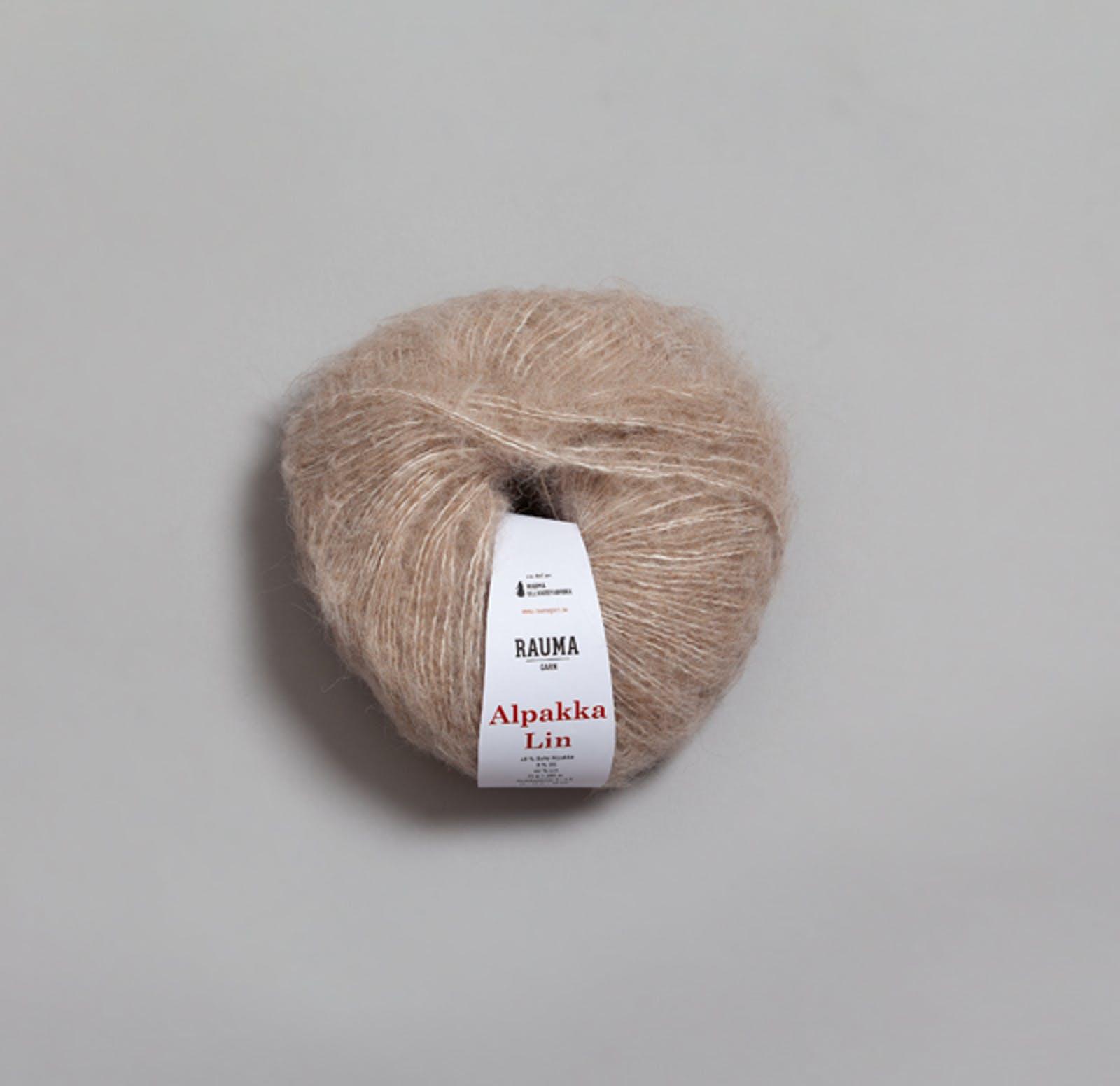 1315 Beige - Alpakka Lin