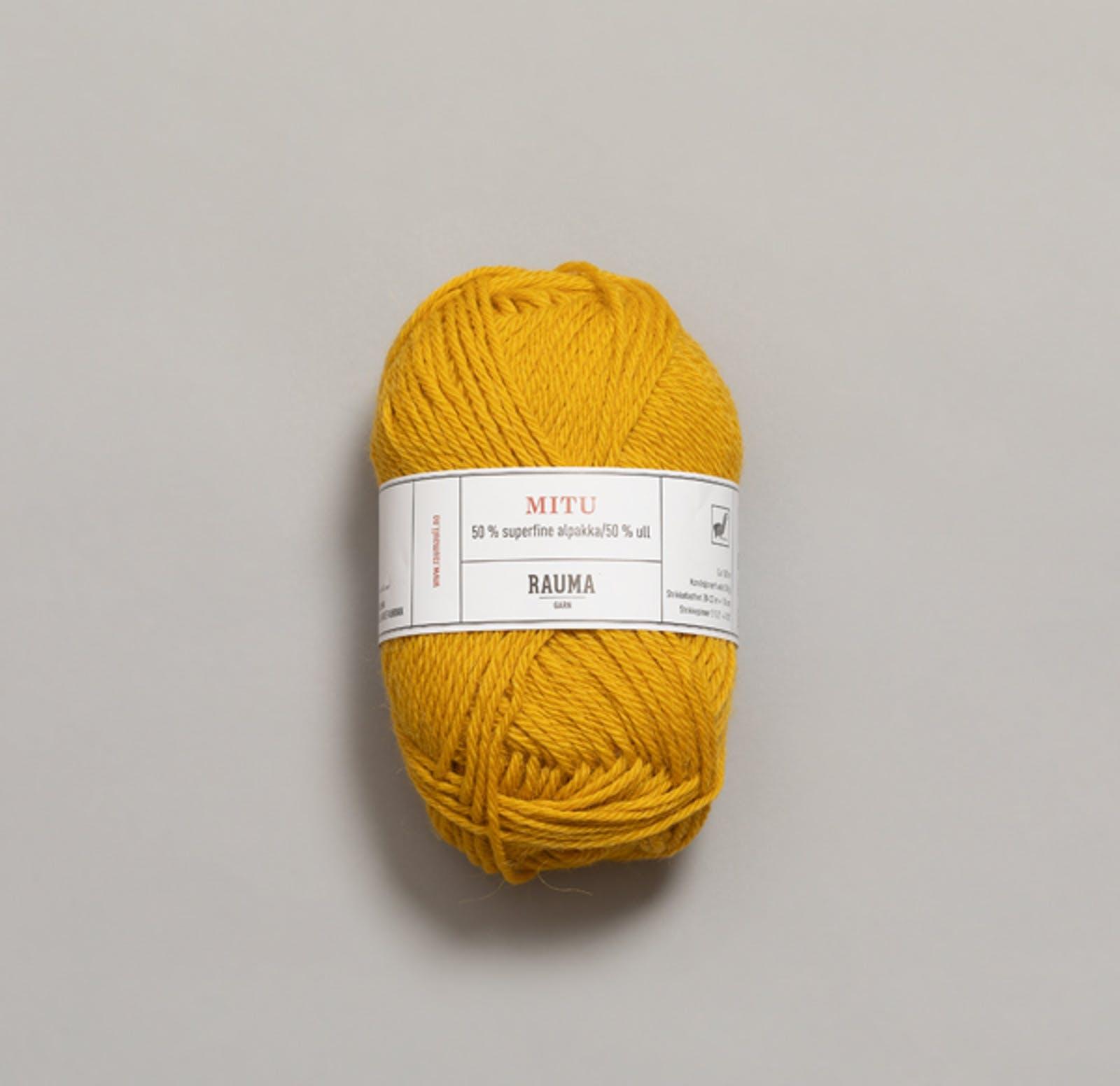0052 Varm gul - MITU