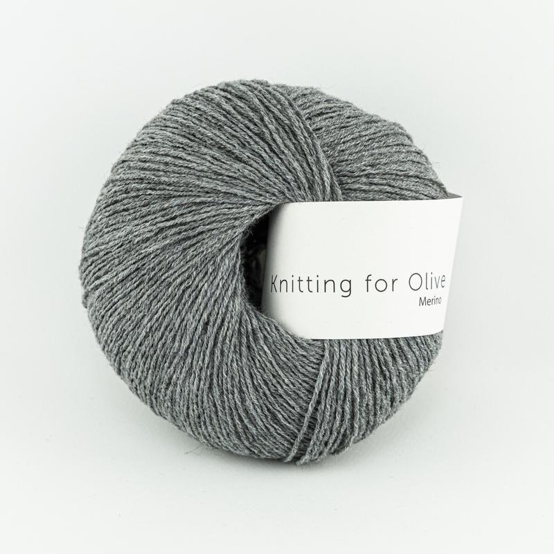 Granittgrå (merino)