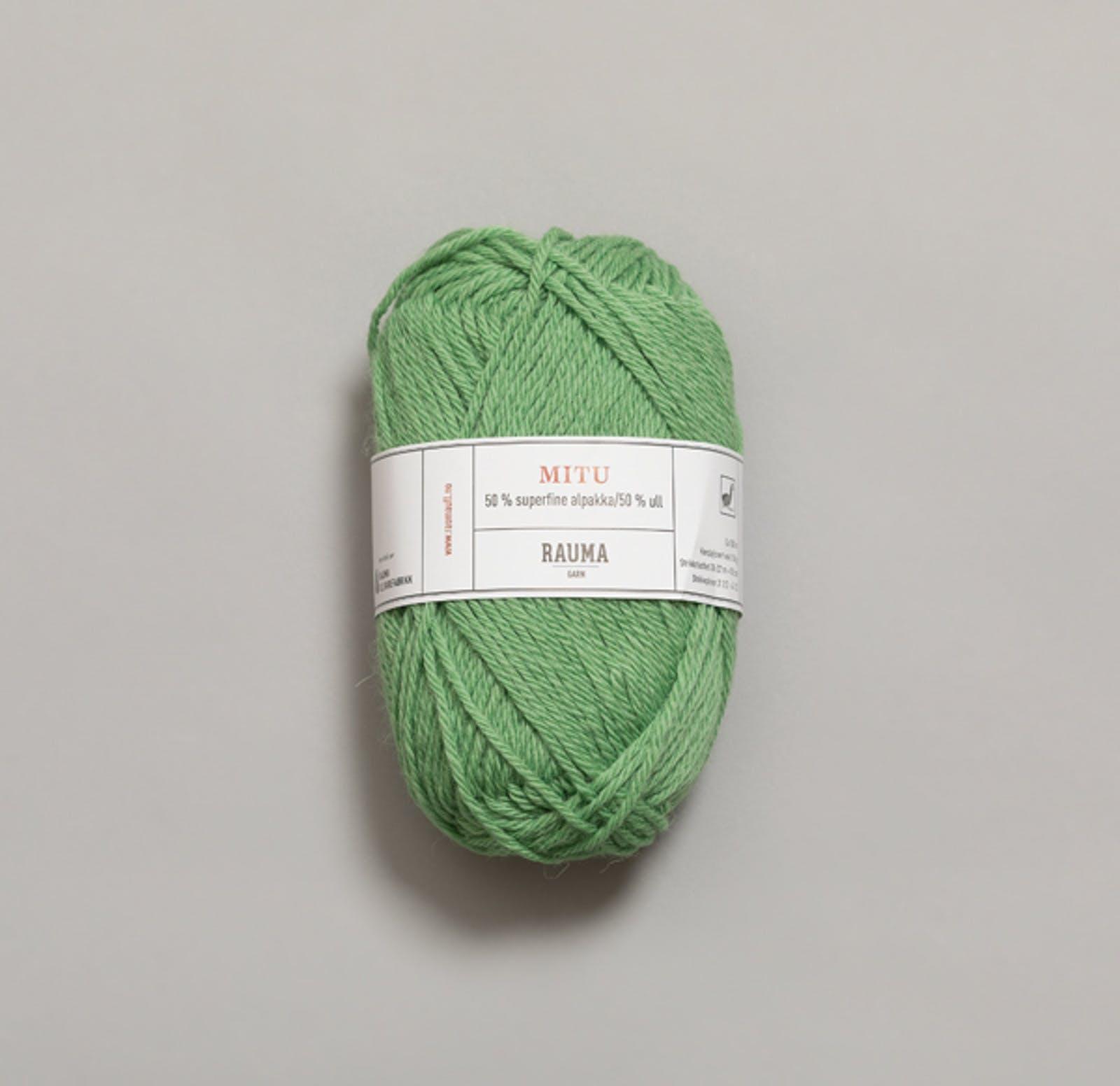 0061 Jadegrøn - MITU