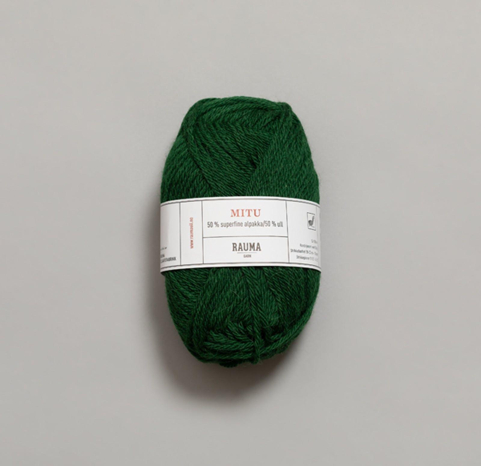 0062 Dyp grøn - MITU