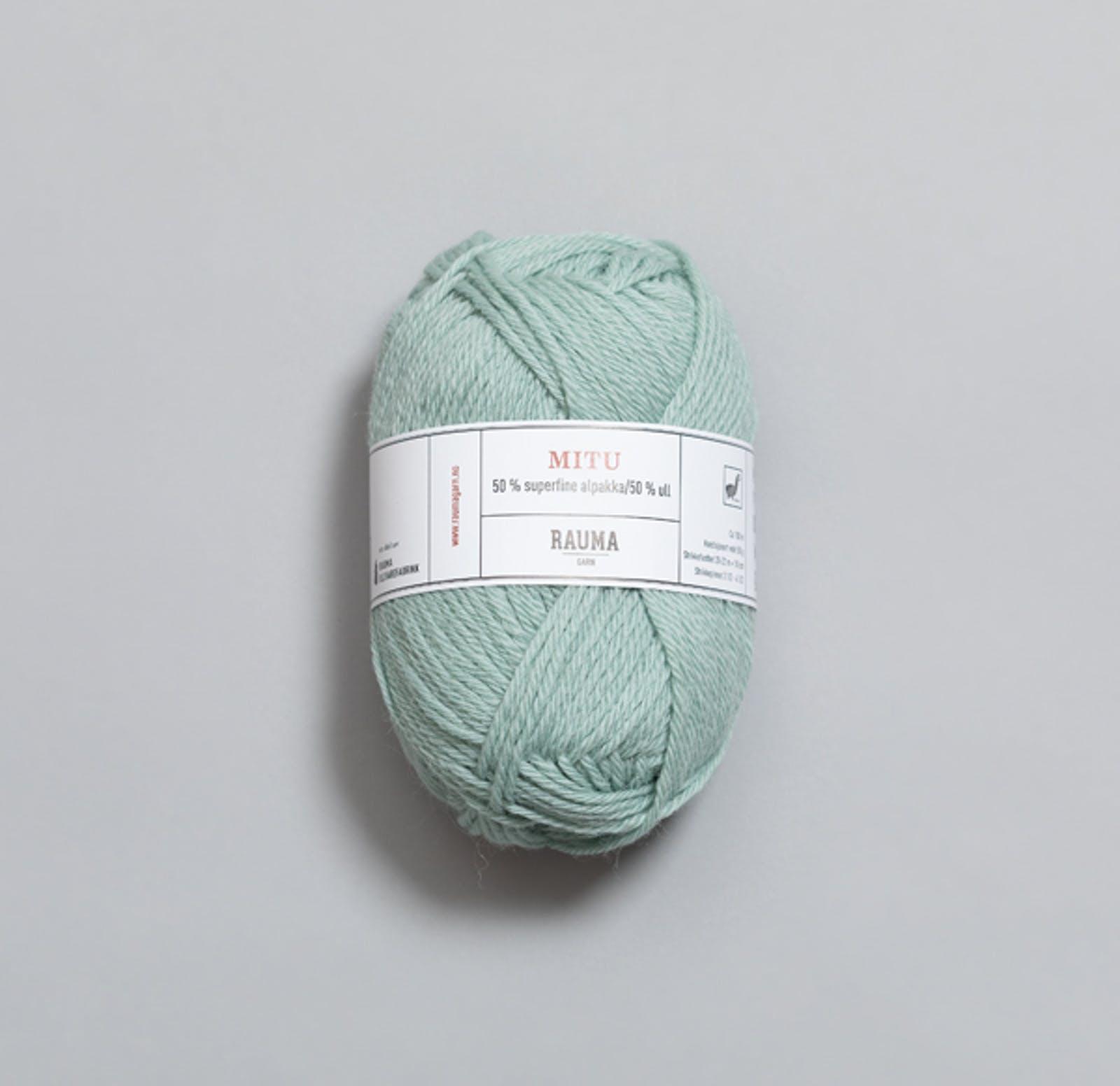 0063 Lys gråbla - MITU