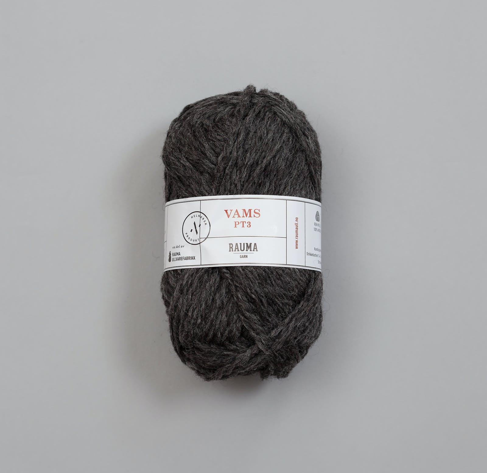 014 Koksgrå melert  - VAMS/PT3