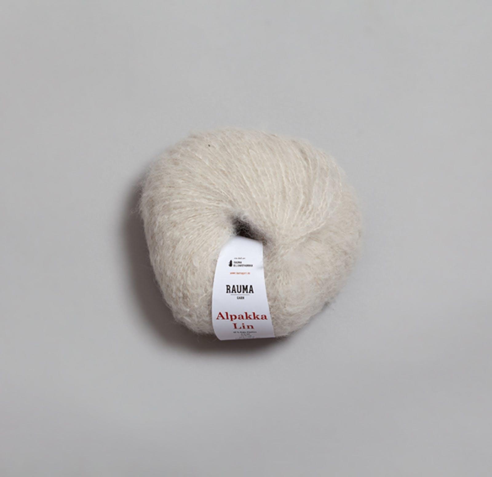 6560 Natur - Alpakka Lin