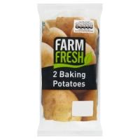 Farm Fresh 2 Baking Potatoes