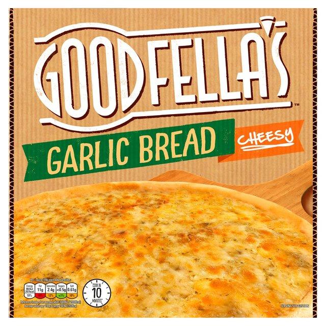 Goodfellas Cheese and Garlic Bread