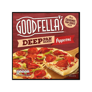 Goodfellas Deep Pan Pepperoni Pizza