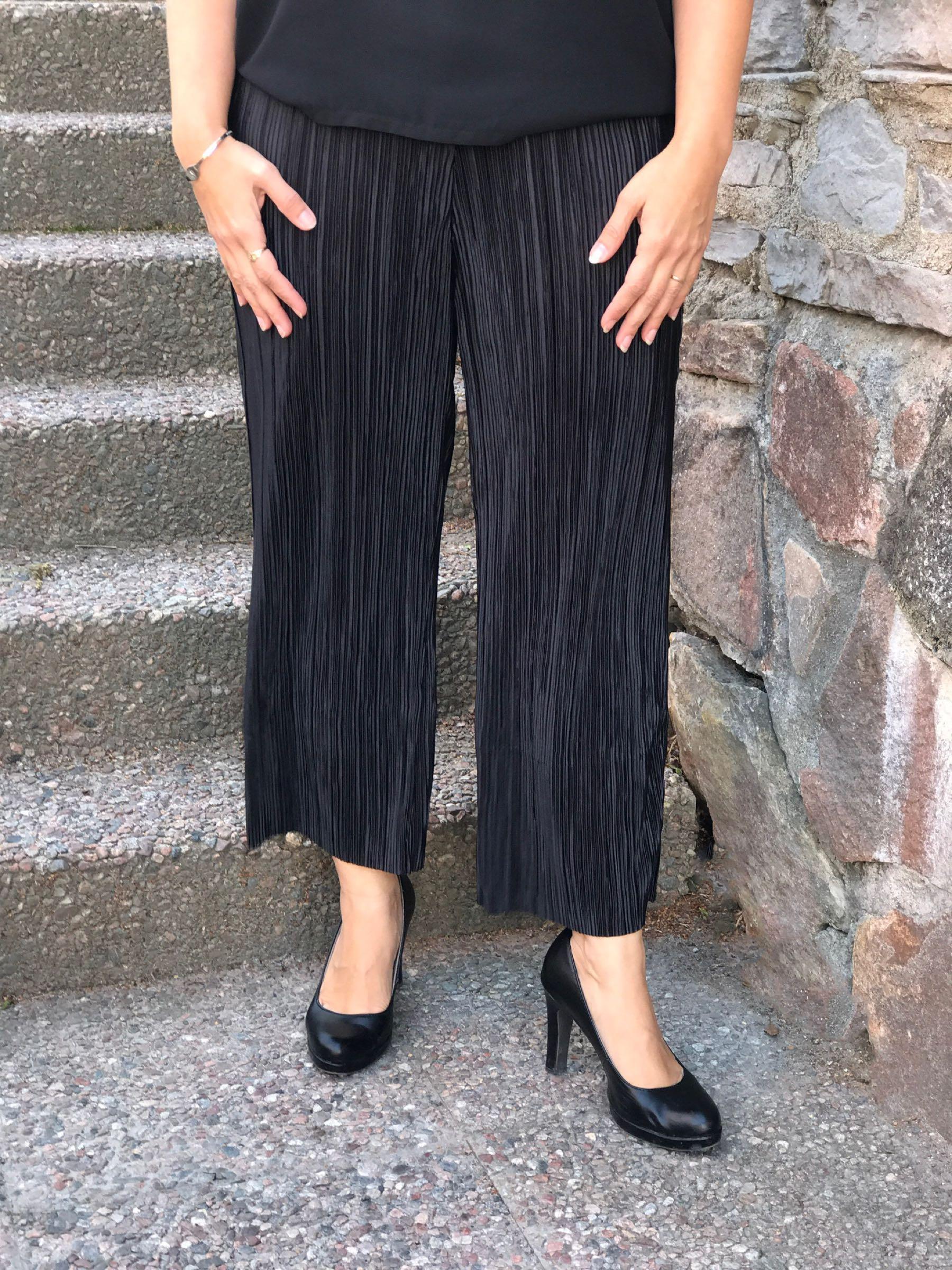 Mista pants, black