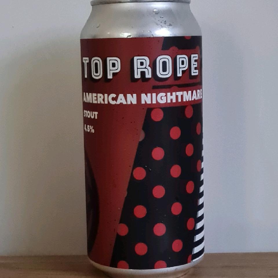 Top Rope American Nightmare