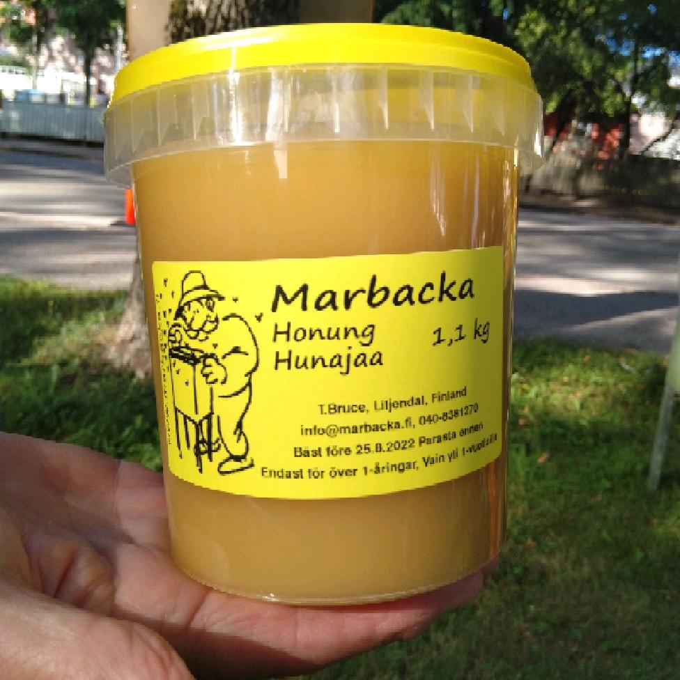 1,1kg honung