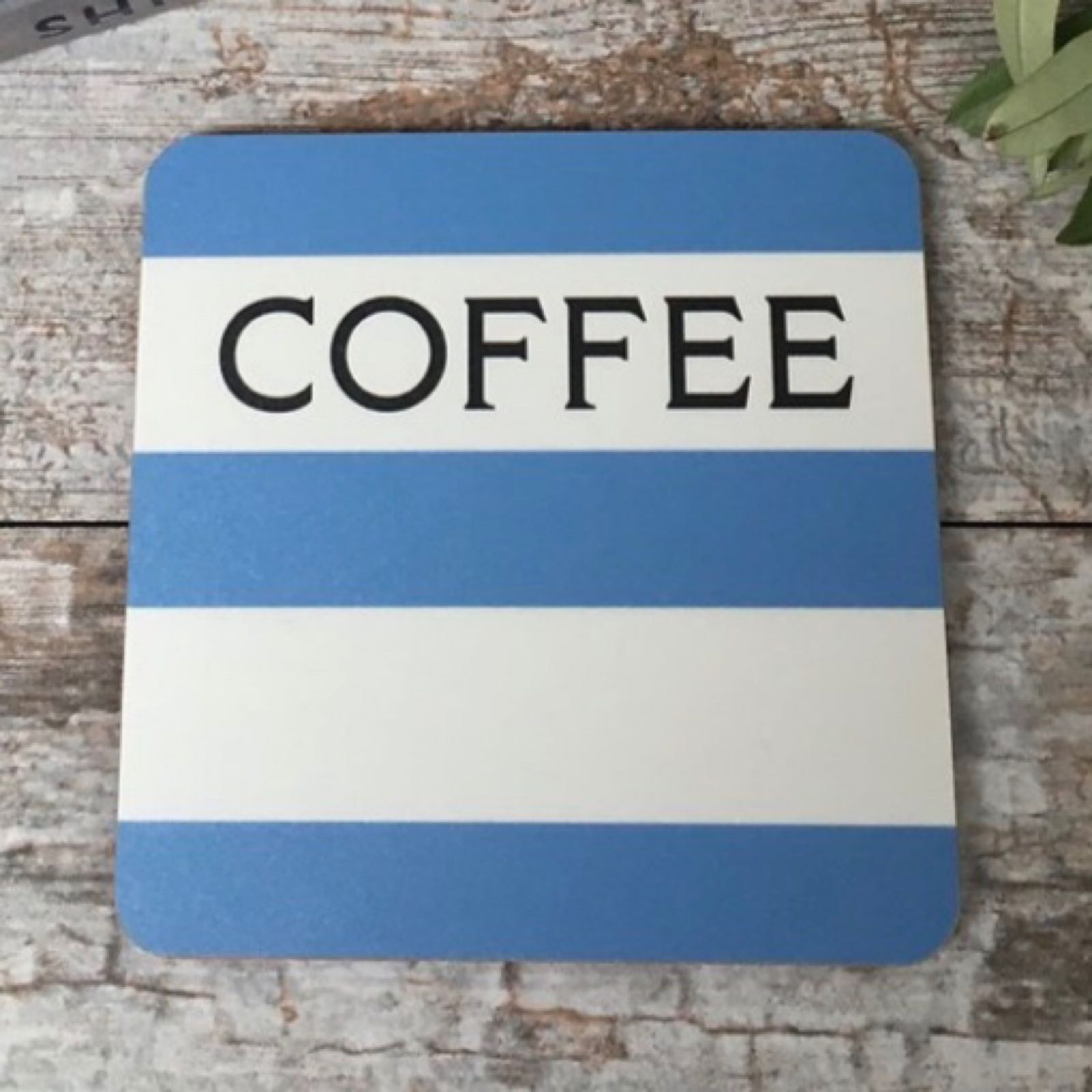 'Coffee' Corniche Coaster