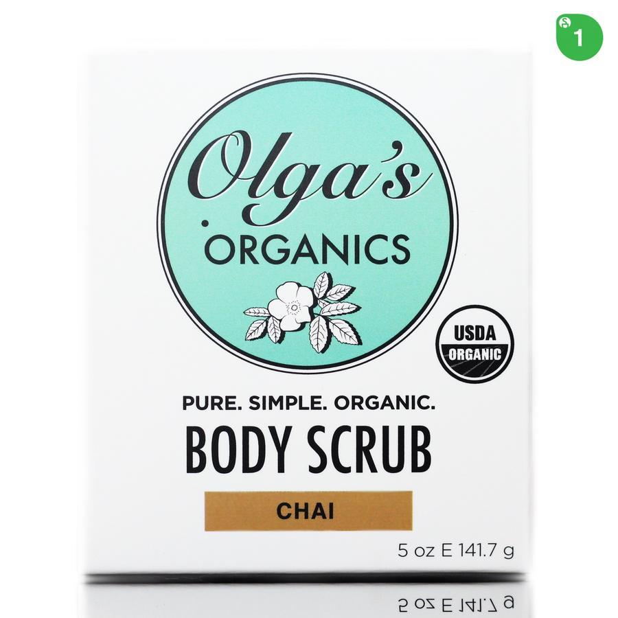 Body Scrub - Chai - FØR 260 SPAR 25 %