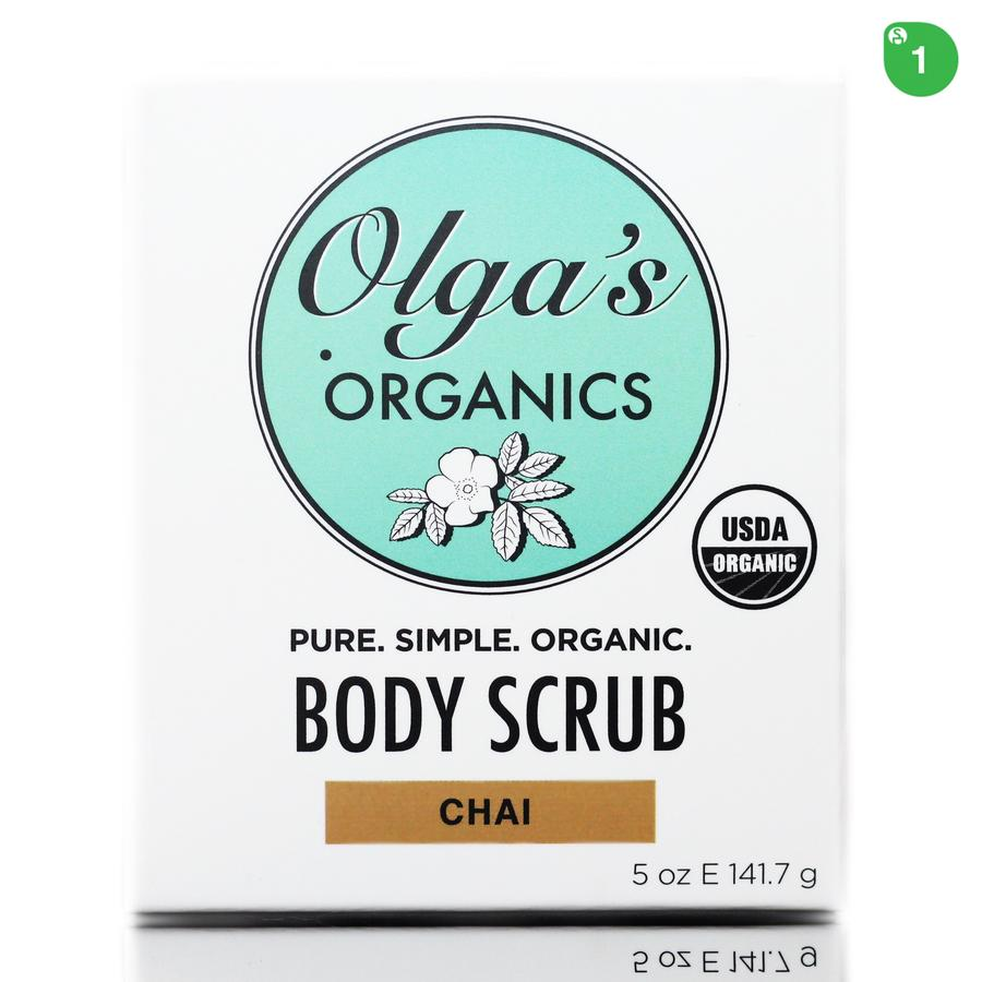 Body Scrub - Chai - FØR 260