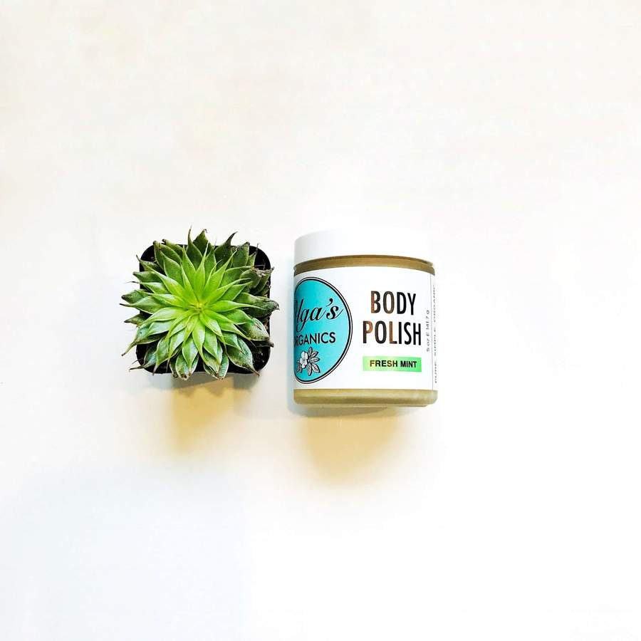 Body Scrub - Fresh Mint - FØR 260 SPAR 25%
